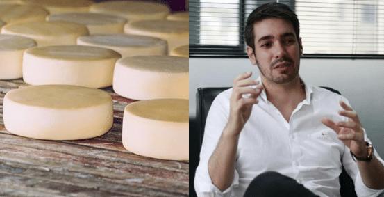 Redução da carga tributária sobre a produção de queijo