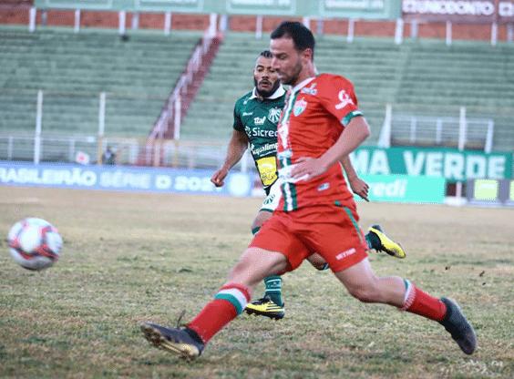 Caldense e Rio Branco-VN ficam no empate sem gols