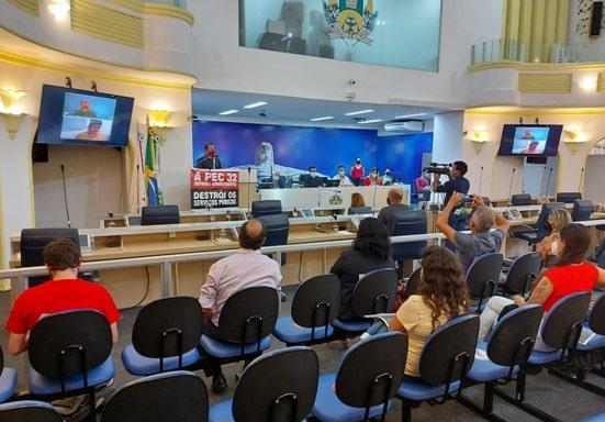Câmara discute PEC da Reforma Administrativa